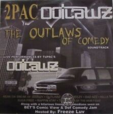 2Pac Outlaws The Outlaws of Comedy 2004 double vinyl LP *New / unsealed*
