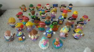 Lot (35) Fisher Price Little People Figures