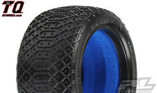 """Proline 8238-03 Electron 2.2"""" M4 Super Soft Off-Road Buggy Rear Tires Fast ship"""