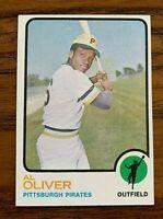 1973 Topps #225 Al Oliver - Pirates
