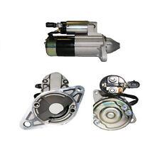 Fits CHRYSLER Sebring 2.7 V6 24V (JR) Starter Motor 2001-2006 - 9452UK
