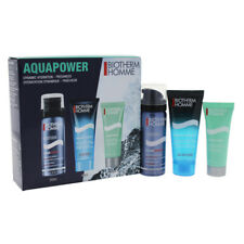Biotherm Aquapower Dynamic Hydration 1.69oz Foam Shaver, 1.35oz Aquafitness,