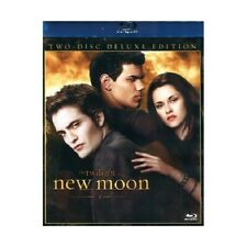 DVD The Twilight saga New Moon (2 dischi deluxe edition) BLU RAY