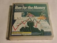 Run for the Money by Scarborough RARE Commodore 64 and ATARI48K Sealed Vintage