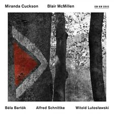 LUTOSLAWSKI/BARTOK/SCHNITTKE   CD NEU LUTOSLAWSKI/BARTOK/SCHNITTKE