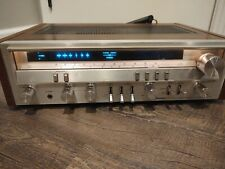 Pioneer SX-3700 Vintage Stereo AM FM Receiver Wood Grain Tested