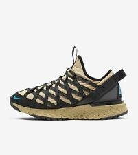 Nike ACG React Terra Gobe Men's Hiking Trail Boots BV6344 200 Beige Black NEW