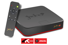 NEW JADOO 5 4K ULTRA HD QUAD CORE 2GB DDR W/AIR REMOTE WITH VOICE ( Jadoo 4 BTV)
