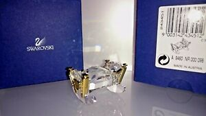 SWAROVSKI MEMORIES CRYSTAL MOMENTS CRADLE 243451 RETIRED 2004