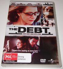 The Debt (DVD, 2012) Helen Mirren, Sam Worthington