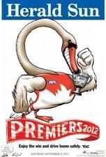 Herald Sun AFL & Australian Rules Football Trading Cards