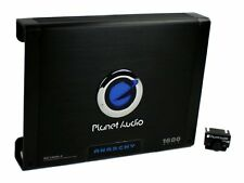 New PLANET AUDIO AC1600.4 1600W 4 Channel Car Amplifier Power Amp+Remote AC16004