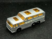GREYHOUND BUS COACH ~ Matchbox Lesney 66 C ~ Made in England in 1967