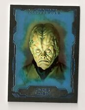 2016 STAR WARS MASTERWORK BLUE METALLIC PARALLEL SP #52 PONS LIMBIC