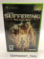 THE SUFFERING TIES THAT BIND (XBOX) VIDEOGIOCO NUOVO SIGILLATO - NEW SEALED PAL