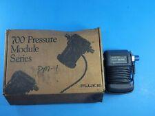 Fluke 700p27 300psig Pressure Module Excellent Condition Original Box