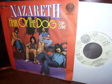 "Vertigo Swirl Austria 7"", Nazareth, Hair Of The Dog"