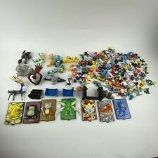 Lot of 170+ Pokemon Figures Various Sizes, Years, Brands & BK Kids Meal Toys