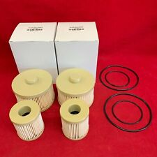 2: E-Series Diesel Fuel Filter Kits W/Gaskets For Ford #: FD4606 4C2Z-9N184BA