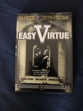 Alfred Hitchcock Easy Virtue Movie  Collectible Memorabilia Classic DVD Show