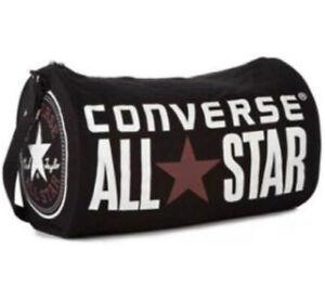 Converse Large Barrel Duffel Bag (Black) 410355