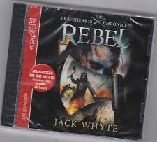 JACK WHYTE  REBEL - BRAVEHEARTS CHRONICLES UNABRIDGED MP3-CD NEW/SEALED
