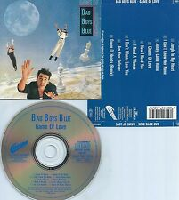 BAD BOYS BLUE-GAME OF LOVE-1990-GERMANY-COCONUT RECORDS 261 059-CD-MINT-