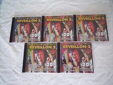 Coffret 5 CD Réveillon 2
