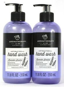 2 My Beauty Spot 11.8 Oz Aromatherapy Lavender Scented Deep Cleaning Hand Wash