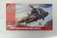 AIRFIX 1:72 WESTLAND SEA KING HAR.3/KM.43  RAF