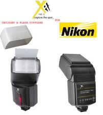 XIT Dedicated & Slave Speedlights Flash AF for NIKON D3200 D55000 D810 D7100 Df