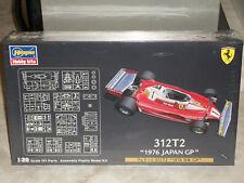 "Hasegawa 1/20 Scale Ferrari 312T2 ""1976 Japan GP"" - Factory Sealed"