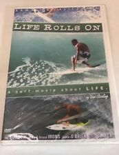 Life Rolls On: A Surf Movie About Life (DVD) Sealed! Brand New