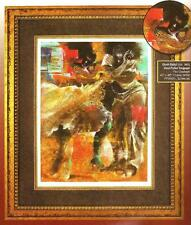 """African American Black Art """"OOH BABY EXPERIENCE"""" a Serigraph by Paul Goodnight"""