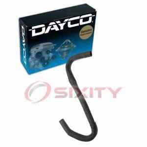 Dayco Upper Radiator Coolant Hose for 2003-2006 Chevrolet Express 3500 4.8L lu