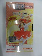 VIDEOGIOCANDO videocassetta catalogo giochi preziosi e Gig  SAKURA  vintage 2000