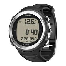 Suunto D4f Black Dive Computer Freediving Snorkeling Spearfishing