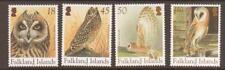 FALKLAND ISLANDS SG997/1000 2004 OWLS  MNH