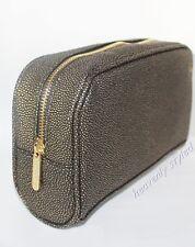 bareMinerals  Kosmetik Tasche MakeUp Täschchen Aufbewahrung gold-schwarz