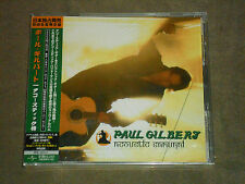 Paul Gilbert Acoustic Samurai Japan CD sealed