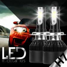 Cree H7 Led Headlight Light Lamp Bulbs Kit 388W 38800Lm High Beam 6000K White(Fits: Rabbit)
