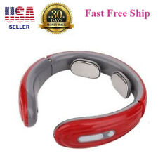 Smart Electric Neck Massager Back Pain Relief Muscle Body Relax