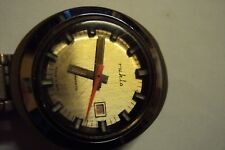 ruhla mens watch does not work,made in gdr