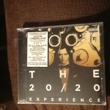 "Justin Timberlake.   "" The 20/20 Experience 2 of 2 ""  New Sealed  2 CD's."