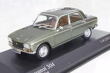 Peugeot 304 1965 grün metallic 1:43 Minichamps neu & OVP 400112760