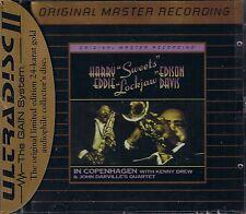 Edison, Harry & Eddie Davis in Copenhagen MFSL GOLD CD NEU OVP Sealed UDCD 696