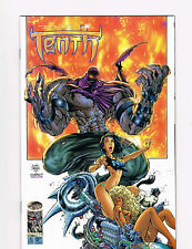 THE TENTH, ABUSE OF HUMANITY, # 4, JUNE 1997, FIRST PRINTING