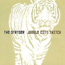THE STRYDER - JUNGLE CITY TWITCH NEW CD