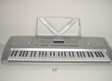 New 61 Key Electronic Digital Keyboard Piano Silver