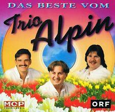 Trio Alpin - Das Beste - 2 CD NEU - Greatest Hits Die Sonne und Du - Melodie vol